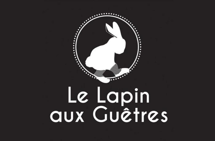 Graphiste Saint-Etienne - Logo Le Lapin aux Guêtres